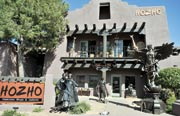 James Muir Sculpture Studios at Hozho Plaza Sedona Arizona